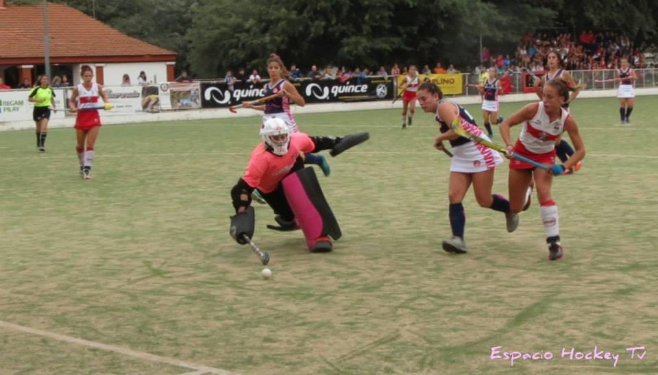 JCC Hockey - Agustina D´Ascola - 1