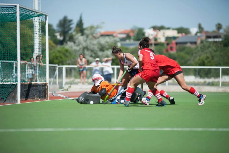 JCC Hockey - Agustina D´Ascola - 2