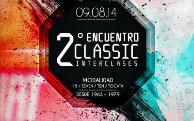 II encuentro Interclases Rugby Classics JCC