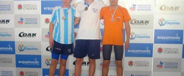 Joaquin Monje- natación JCC