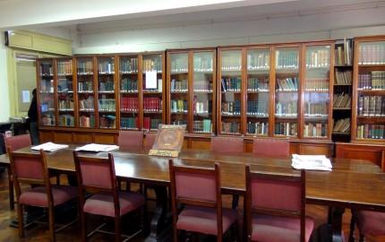 Jockey-Club-Córdoba-Biblioteca