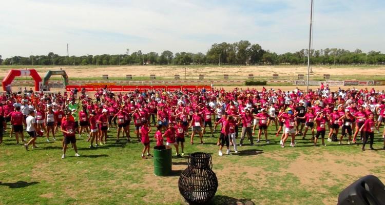 1er maraton contra el cancer de mama - Jockey Club Córdoba - Dominis - 2