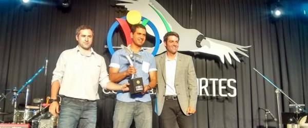 Premio Condor de Plata a Deporte de Equipo Ameteur 2014 -   Nicosia, Ergueta e Isaia