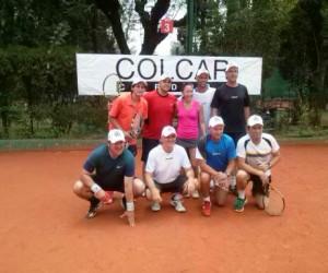Clínica de tenis COLCAR