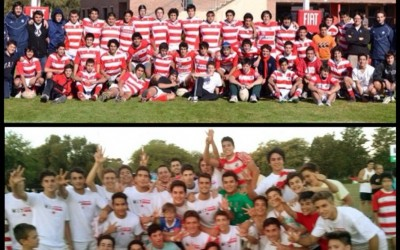 Jockey Club Córdoba Ruby - M-19 - 2015 - un año para ilusionarse