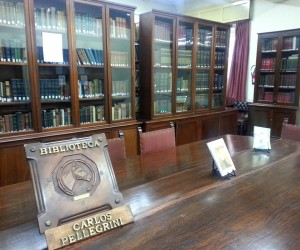 Biblioteca Carlos Pellegrini