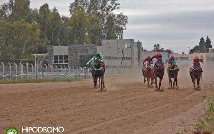 10 Carrera Ganador Blanquiceleste - Hipódromo Córdoba