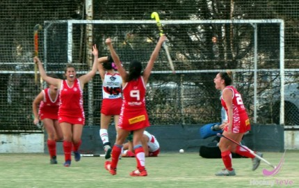 damas hockey jcc