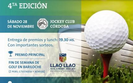 Jockey Club Córdoba - Afiche Torneo Clínica de Ojos Córdoba 2015