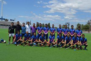 Jockey Club Córdoba Hockey | caballeros 5to puesto
