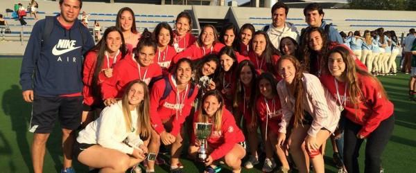Jockey Club Córdoba Hockey - Jockey Subcampeón