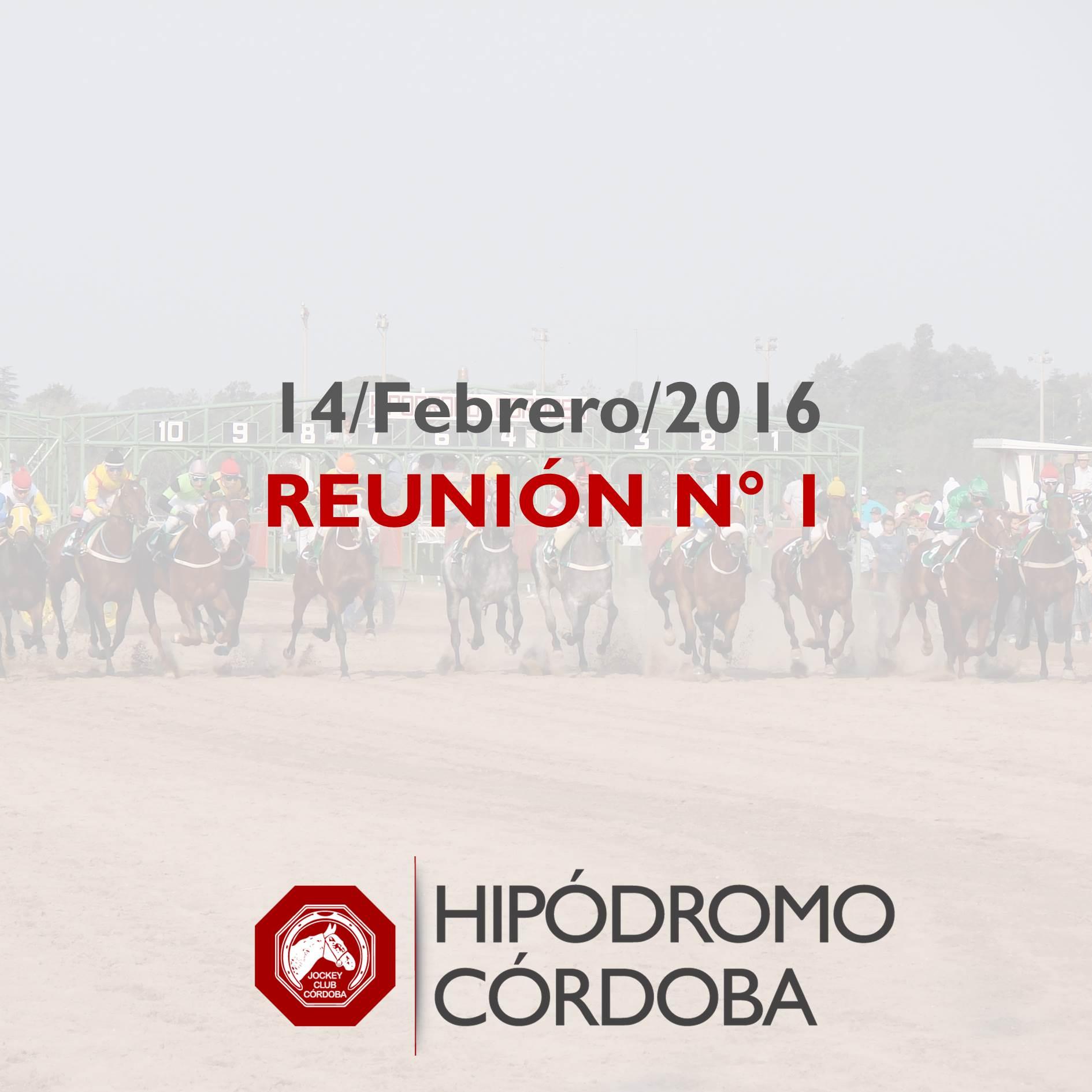 Hipódromo-Córdoba - R1-Febrero