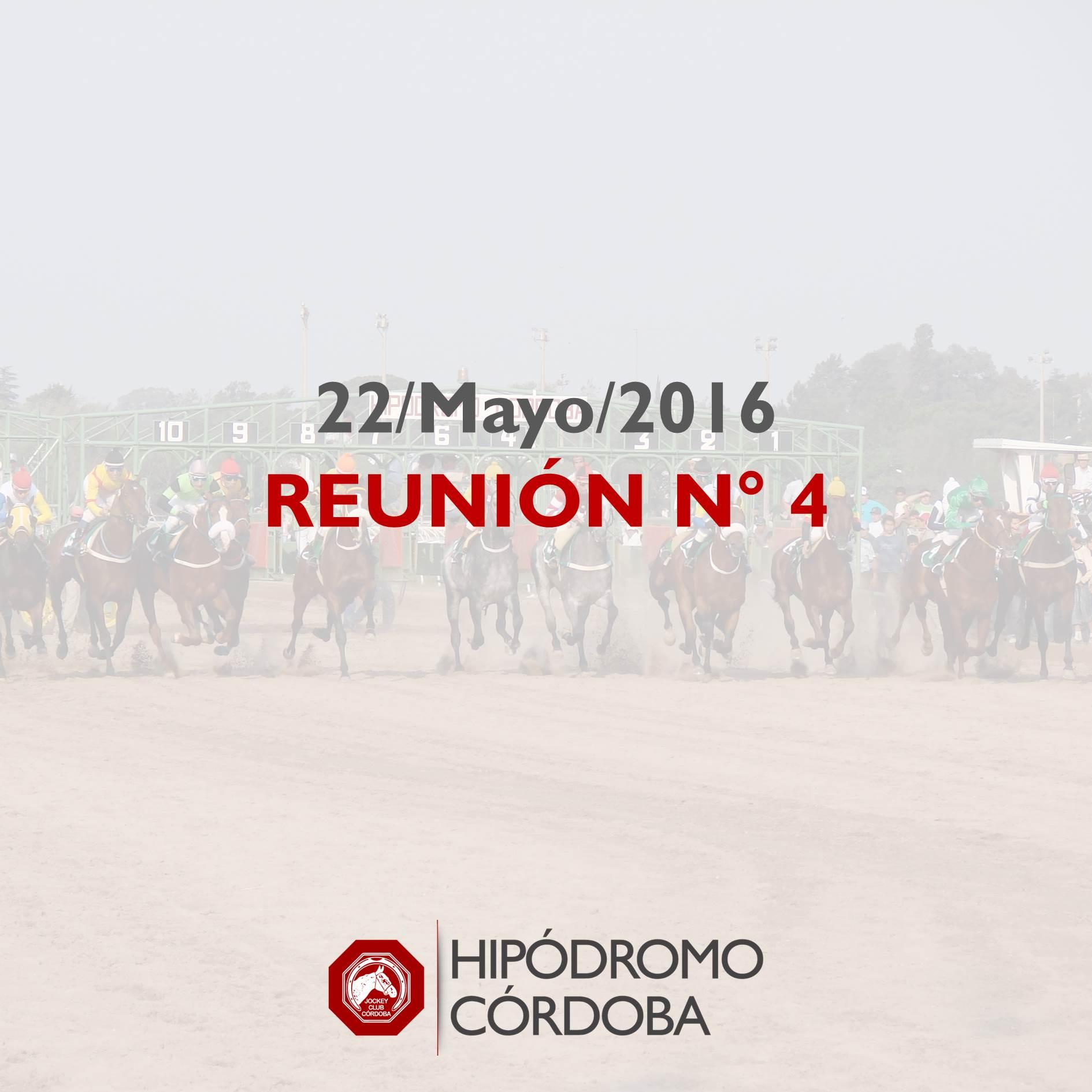 Hipódromo-Córdoba - R4-Mayo