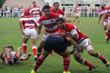 JCC Rugby - Intermedia Jockey luchó contra sus impresiciones y perdió ante La Tablada