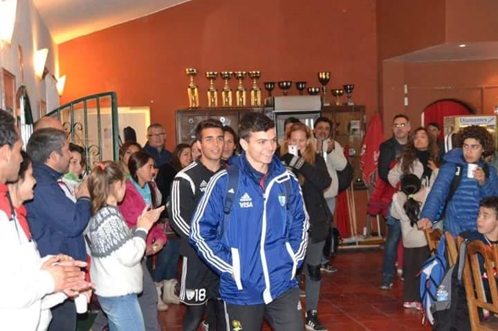 Hockey Se realizó el Encuentro Caballeritos_IMG_1467388357822