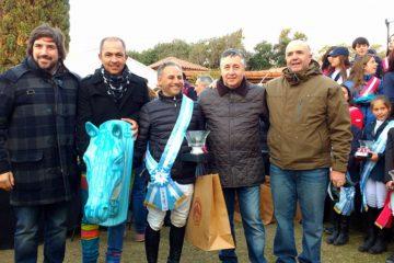Leandro Moschini campeon 56° Torneo del Centro de la República