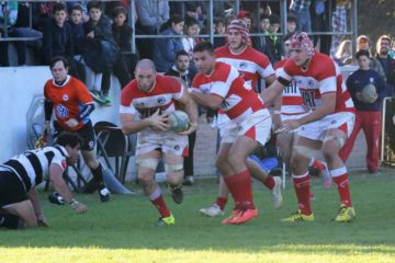 Torneo Oficial En un gran partido, Jockey dejó el invicto  JCC Rugby