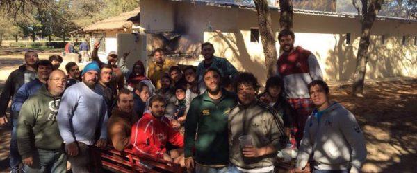 """pre-La Pre-Intermedia colaboró con los trabajos en """"El tsunami"""" - JCC Rugby"""