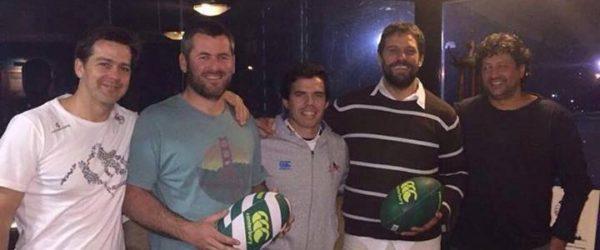 pelotas - JCC Rugby - Corazón Generoso