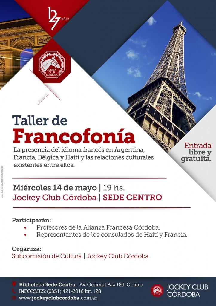 Taller-francofonía