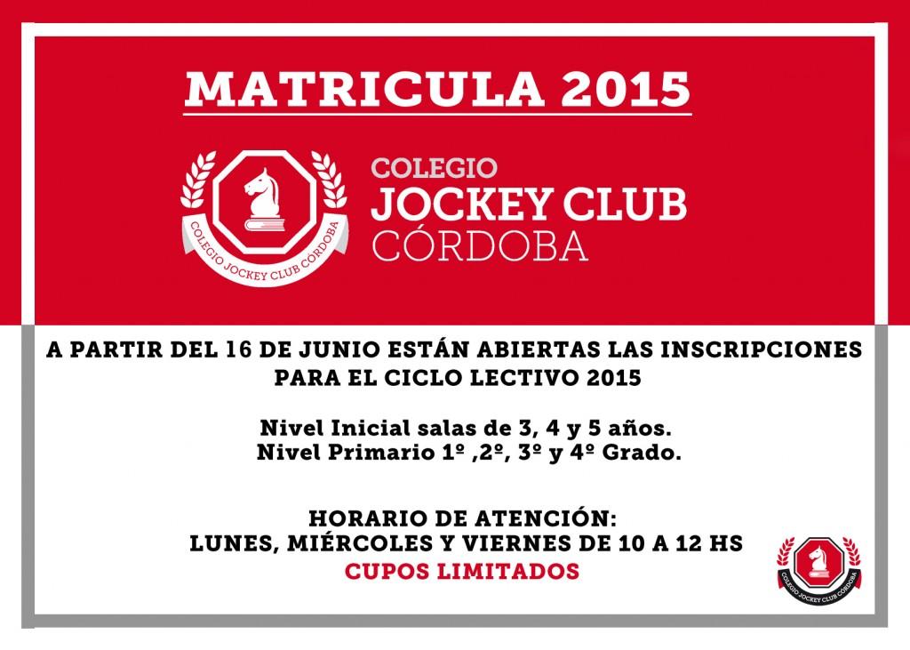 Colegio Jockey Club Córdoba