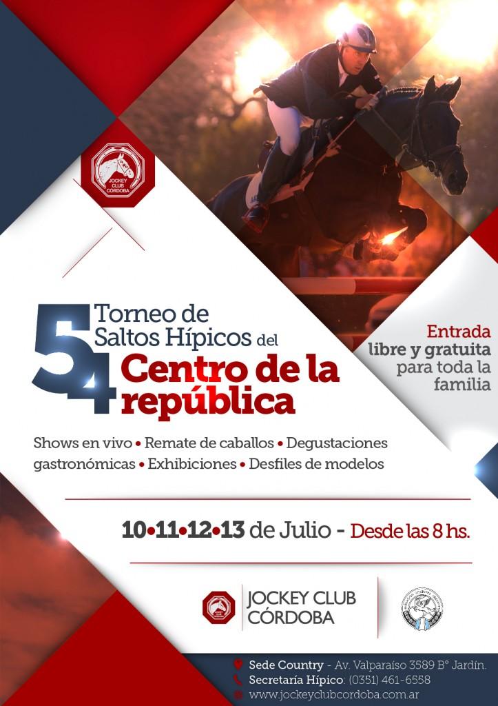 Jockey Club Córdoba -54 Torneo del Interior 2014-