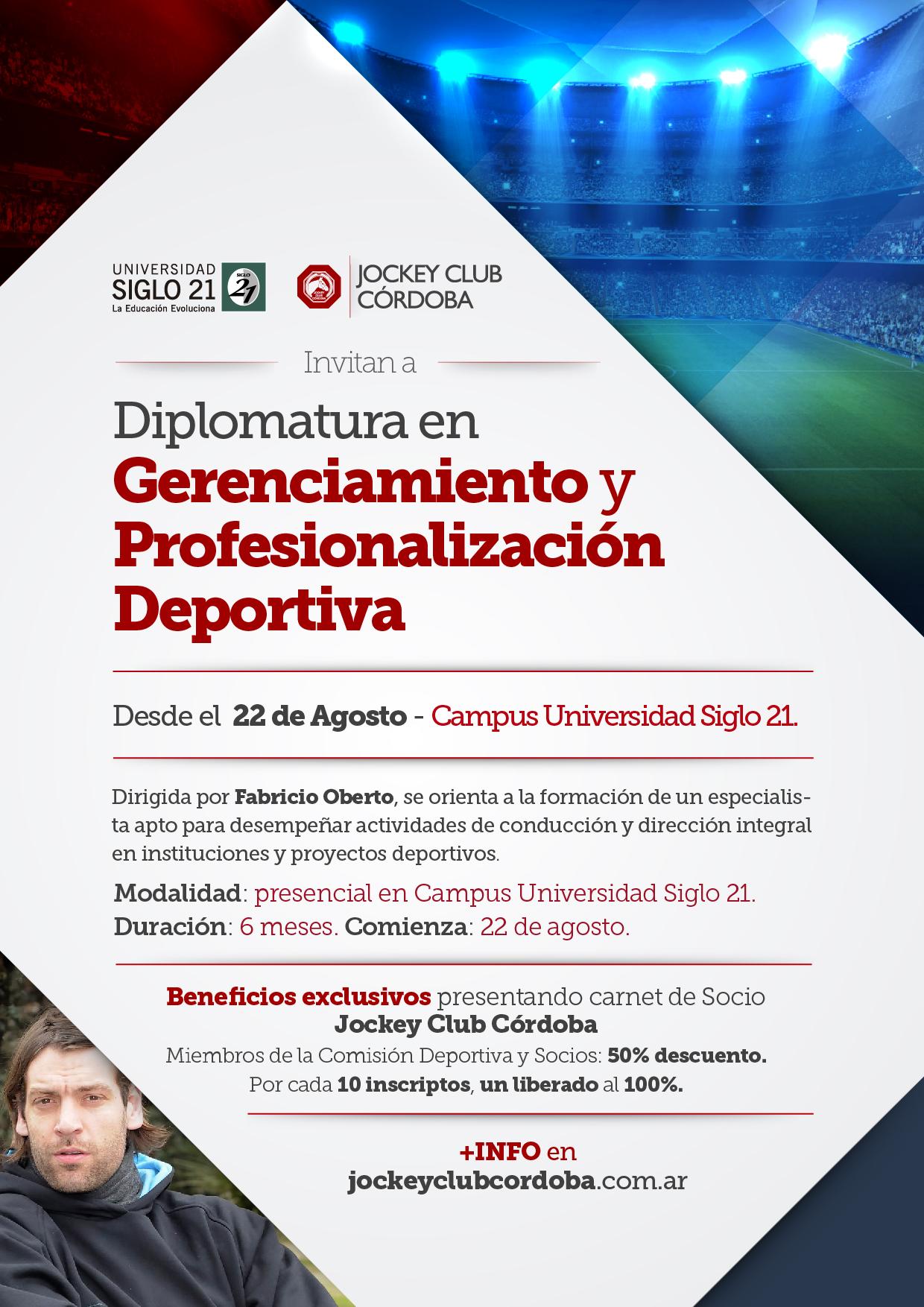 Flyer - Siglo21-Diplomatura Gerenciamiento y Profesionalización deportiva-01