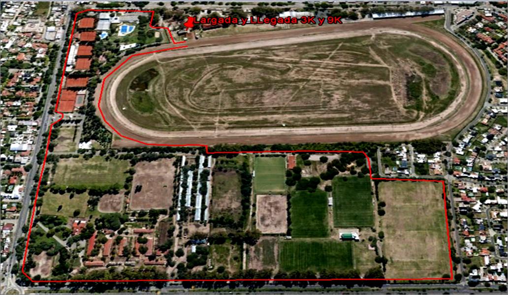 3K Maratón Jockey Club Córdoba