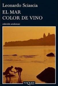El mar color vino Sciascia