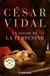 Jockey Club Córdoba Biblioteca - Libro Destacado de la semana-la-noche-de-la-tempestad