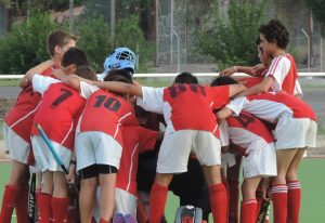 Actividades hockey fin de semana - Caballeros - Abril 2015 - Jockey Club Córdoba