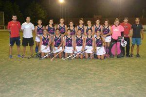 Actividades hockey fin de semana - Damas - Abril 2015 - Jockey Club Córdoba
