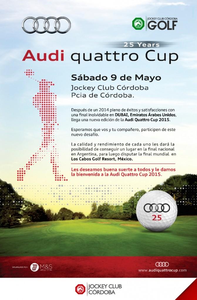 Audi Quatro Cup 2015