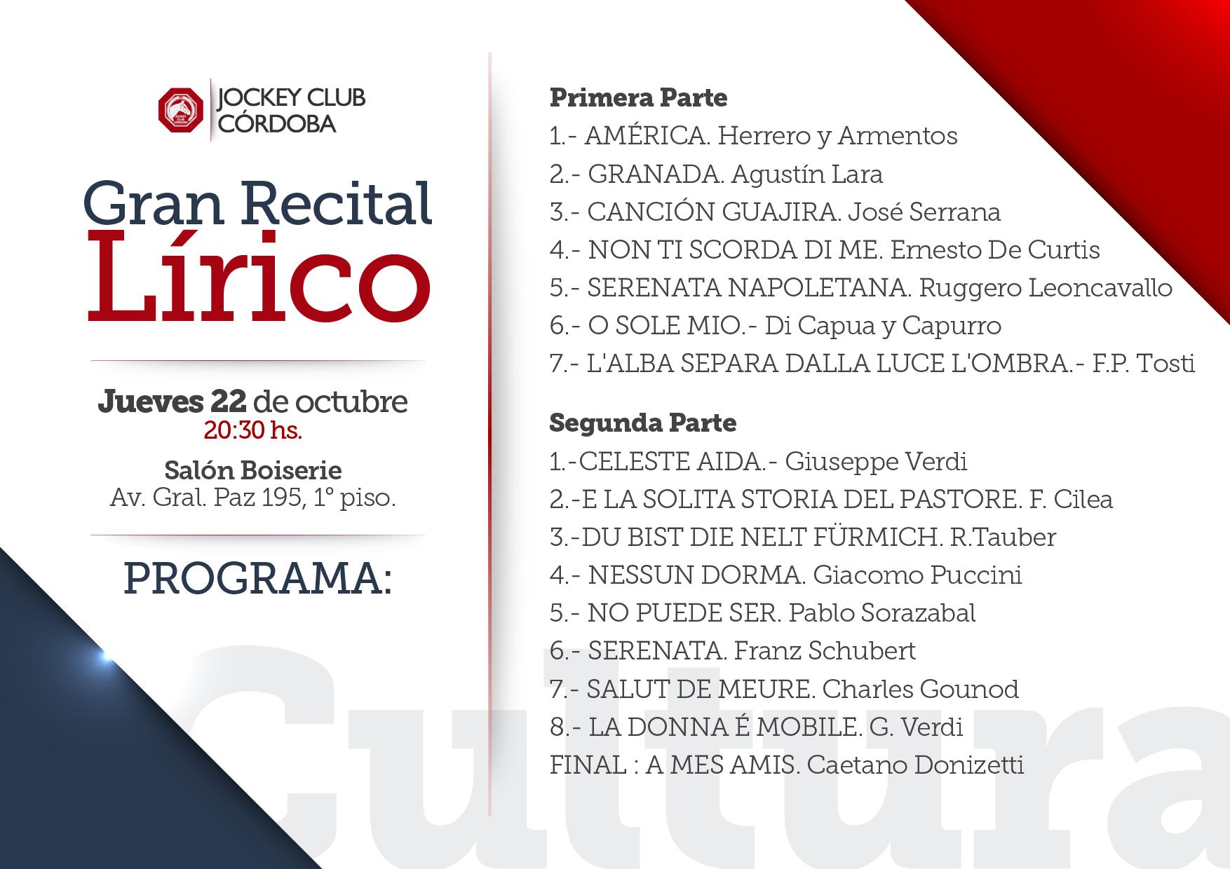RECITAL LÍRICO -INVITACIONES- 14,85 x 10,5 cm-SubcomisiónDeCultura-2015-03