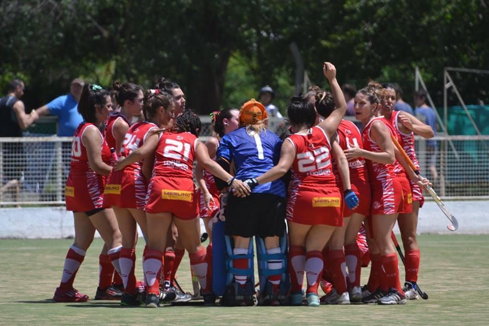 JCC Hockey - damas reserva