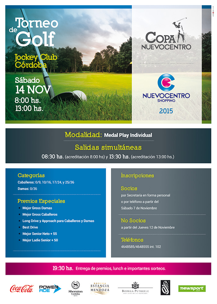 Mail-GOLF--Copa Nuevocentro NOV2015
