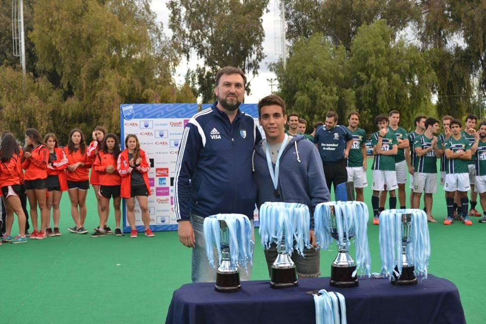 Jockey Club CórdobaHockey | Tomas goleador