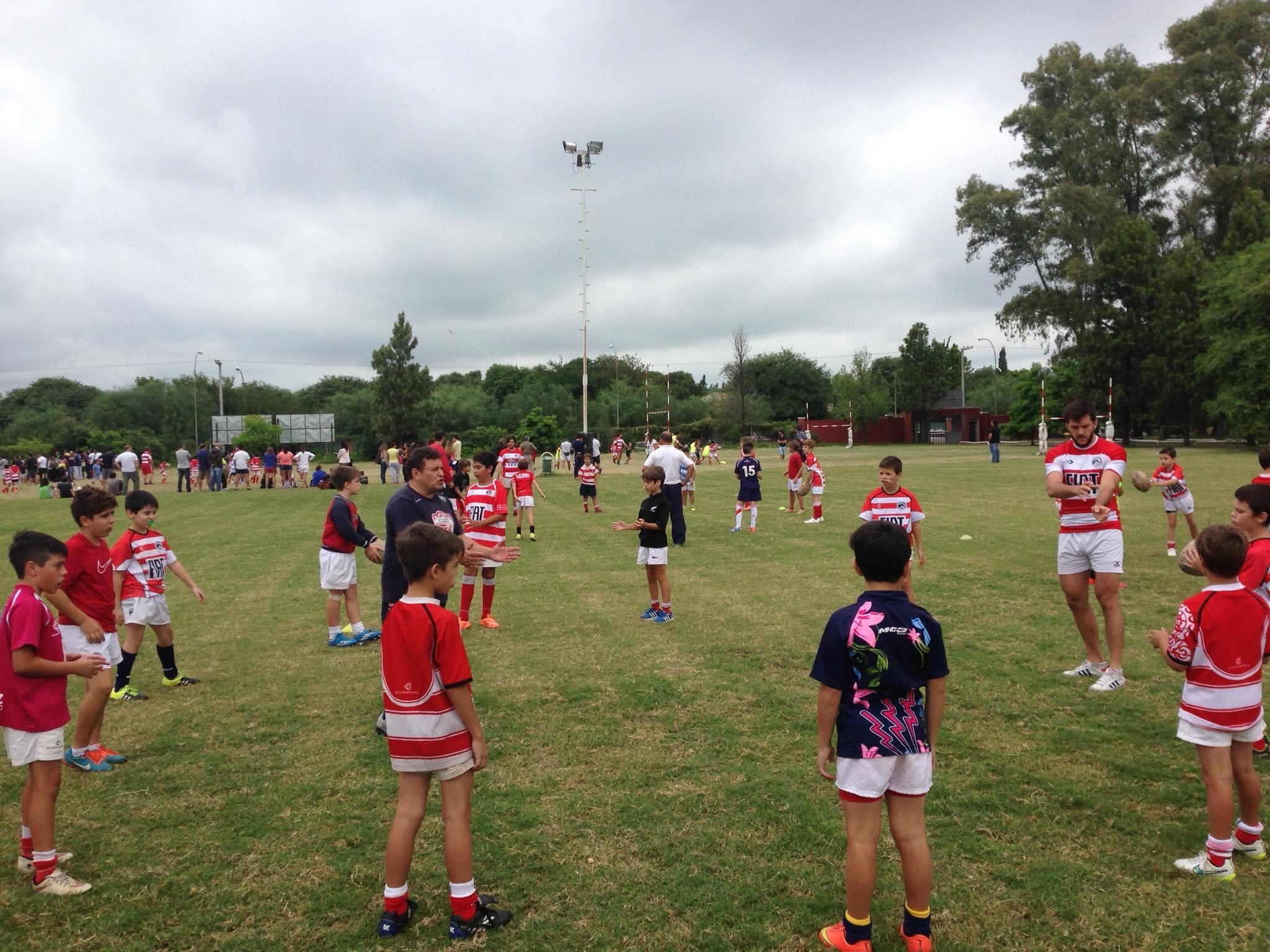 JCC Rugby Infantil