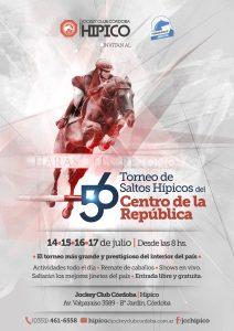 Desde el 14 al 17 de julio llega la 56º Edición del Torneo del Centro, el más importante del interior del país.