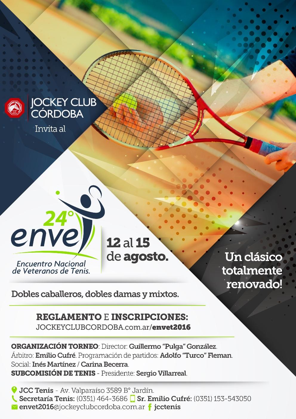 Torneo ENVET 2016 - A3 PREVIA - 24-06-2016