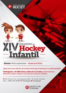 14 Encuentro de Hockey Intantil - JCC Hockey