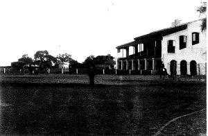 Antiguo hipódromo de San Vicente.