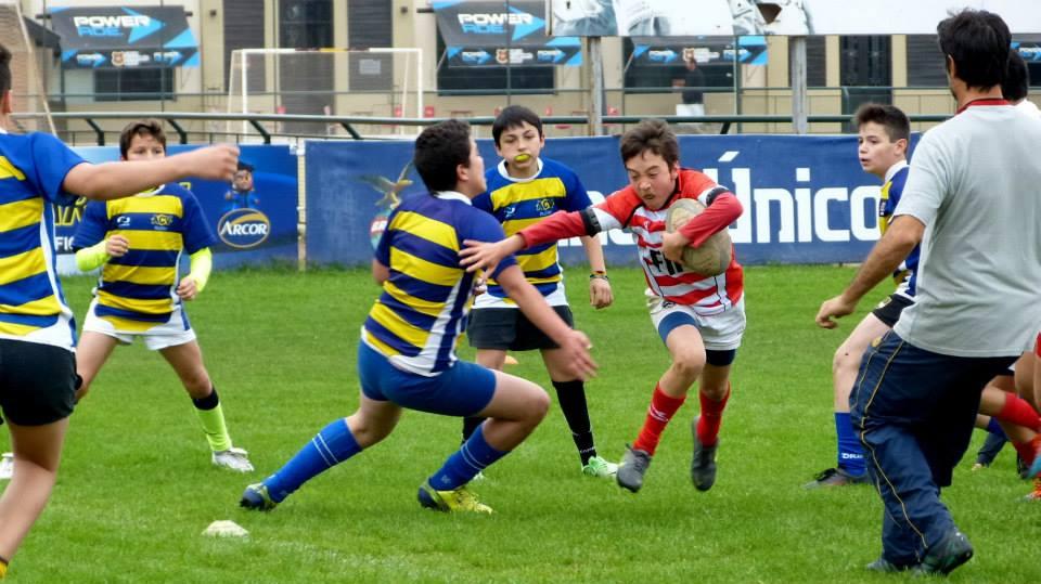ovaladita rugby - infantil