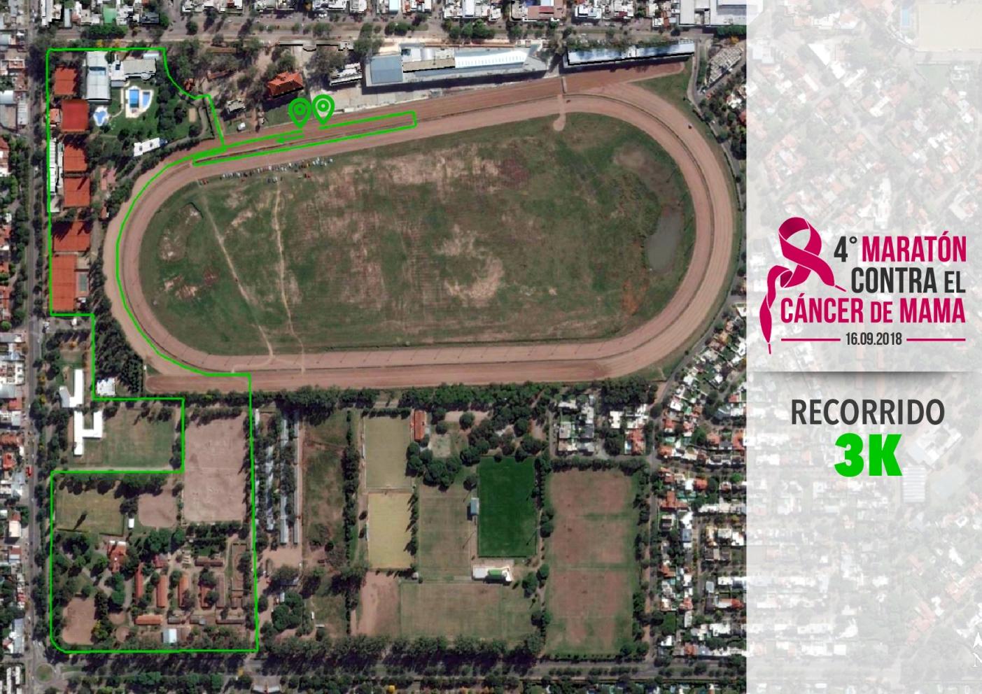 4ta Maratón Contra el Cáncer de Mama - Circuito 3K